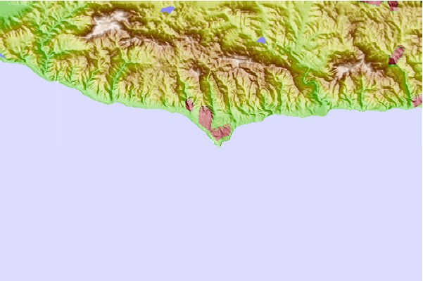 Locais de surf localizados perto de Westward Beach/Point Dume