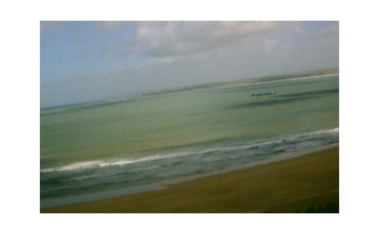 Holywell Bay Webcam